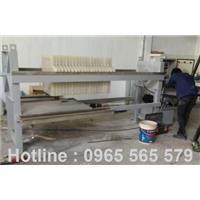 Phân phối máy lọc ép bã cồn tại TP.HCM
