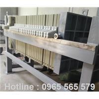 Phân phối máy ép bùn khung bản tại TP.HCM