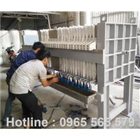 Sản xuất máy ép bùn thải tại TP.HCM