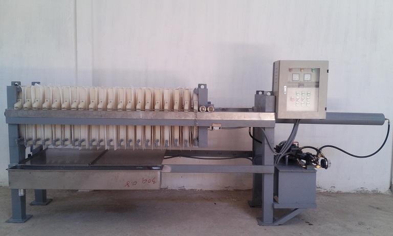 Sản xuất máy ép bùn khung bản tại Việt Nam,san xuat may ep bun