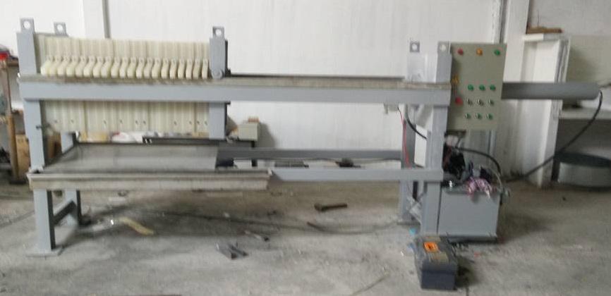 Sản xuất máy ép bùn tại Cần Thơ