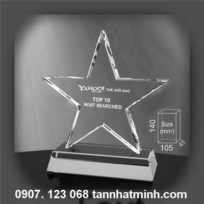 Cúp ngôi sao phale - 275