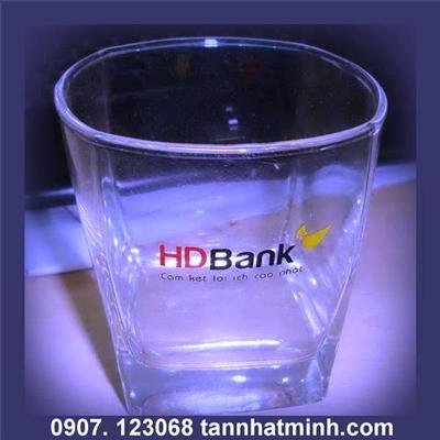 In ảnh lên cốc HD bank