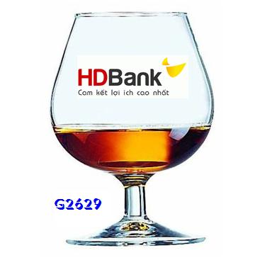 In ảnh lên cốc Luminarc-Cognac G2630 HDBANK 2