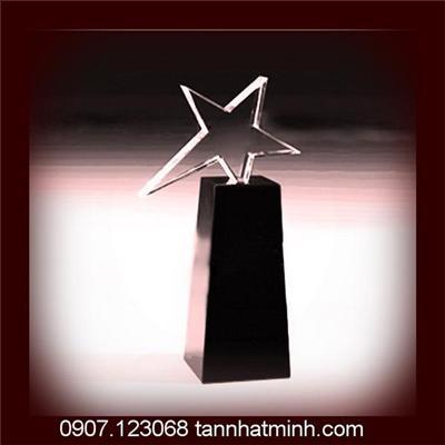 Kỷ niệm chương pha lê đen