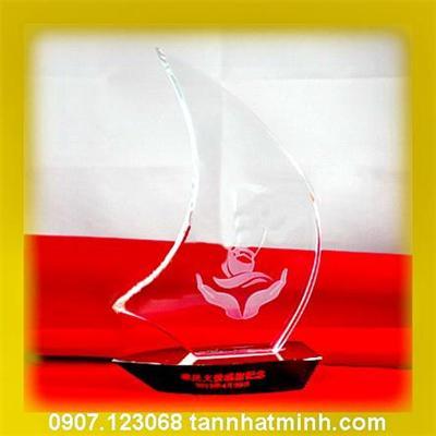 Chế tác kỷ niệm chương Con thuyền vượt thời gian