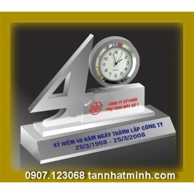 Quà tặng pha lê - Kỷ niệm 40 năm - 2013 (11)