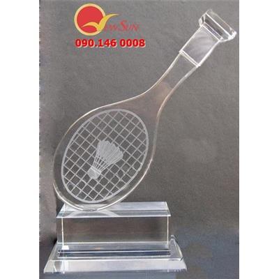 Cúp cầu lông - Tennis