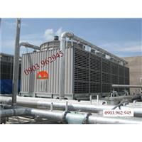 Các giải pháp quan trọng nhất để nâng cao hiệu quả sử dụng năng lượng ở tháp giải nhiệt