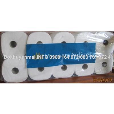 10 cuộn giấy vệ sinh 2 lớp siêu mịn cao cấp VN ảilrlines