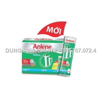 300gr sữa Anlene tăng cường xương chắc khỏe cho từ 51 tuổi