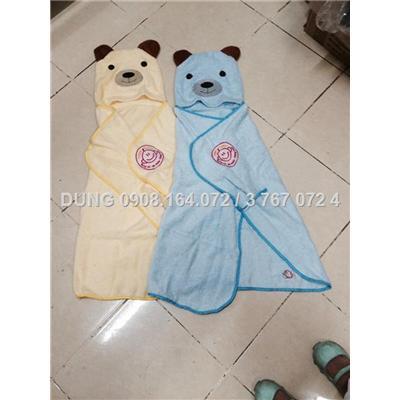 Khăn choàng tắm/ khăn quấn cho bé Total Comfort