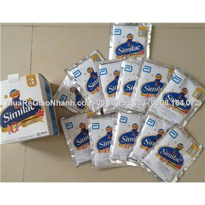 374,4gr (net) similac 1-3 tuổi (IQ plus intelli-pro) date :02/2016