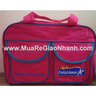 Túi xách nhiều ngăn tiện ích cho bà mẹ bỉm sữa enfa