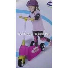 Xe trượt scooter 3 bánh cao cấp cho bé Vinamilk