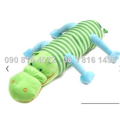 Gối ôm hình cá sấu IKEA