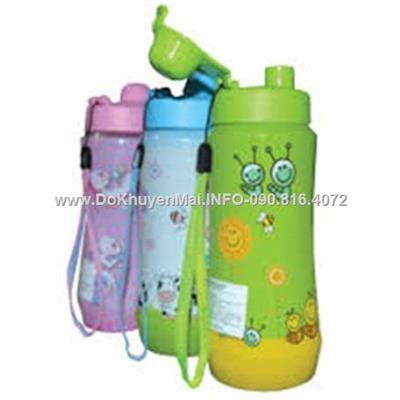 Bình nước nhựa Komax Hàn Quốc cho bé G-20401 - 450ml