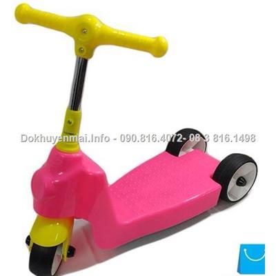 125k-Xe trượt scooter 3 bánh cao cấp cho bé Vinamilk