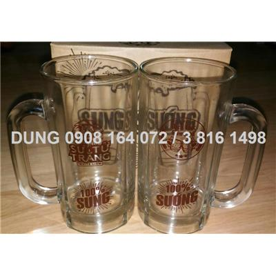 set 2 ly bia Sung & Sướng Đại Chí Cốt Bia Sư Tử Trằng  set 2 ly bia Sung & Suong Dai Chi Cot Bia Su Tu Trang