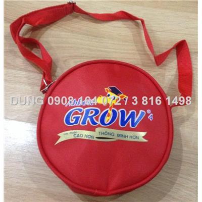 Túi đeo tròn năng động cho bé
