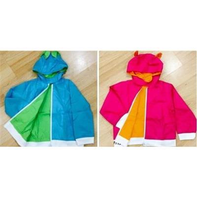 áo khoác 2 mat cotton cao cấp 2~5 tuổi