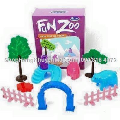 No.5 vườn thú xu lanh funzoo
