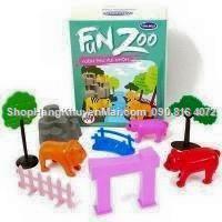 No 4. vườn thú hoang da funzoo