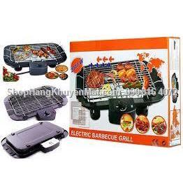 + Bếp nướng điện không khói Electric Barbecue Grill