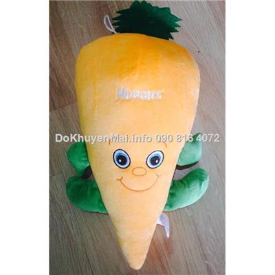 Carrot nhồi bông cho bé 50cm