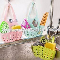 Giỏ để giẻ rửa bát cao cấp tiện dụng