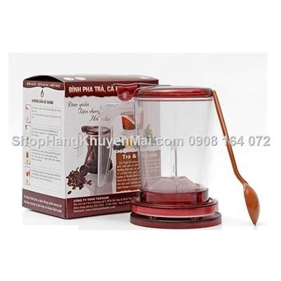 Bình pha trà và cà phê thông minh tiện ích Tashuan