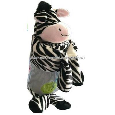 Bộ mền gối Ngựa vằn zebra