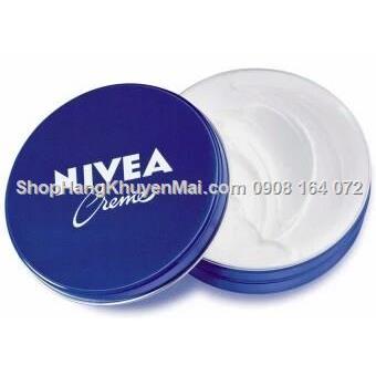 Kem dưỡng ẩm da NIVEA Crème 30ml