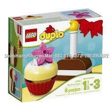 Lego duplo Bánh kem đầu tiên của bé