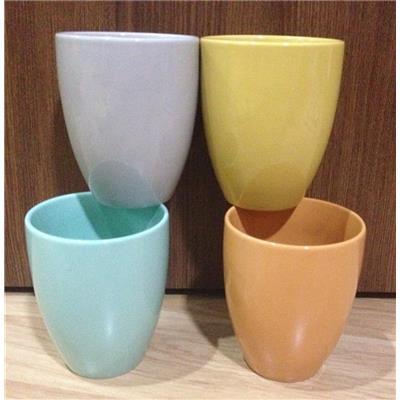 Set 4 Côc sứ màu Pastel cao cấp Donghwa