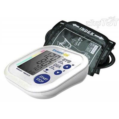 Máy đo huyết áp kiểm soát suc khỏe nhanh chóng