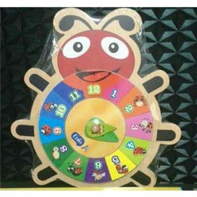 Đồng hồ lắp ráp hình con bọ Enfa