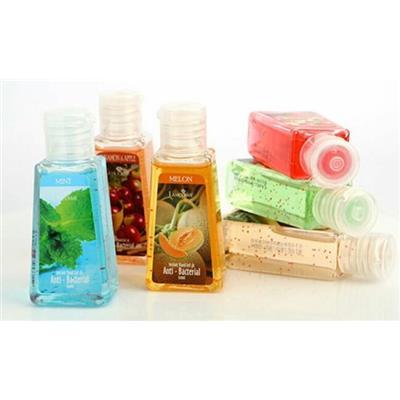 Set 6 chai gel rửa tay khô LAMCOSMÉ hương thảo mộc /hương trái cây