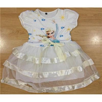 Váy nữ hoàng Elsa cho bé