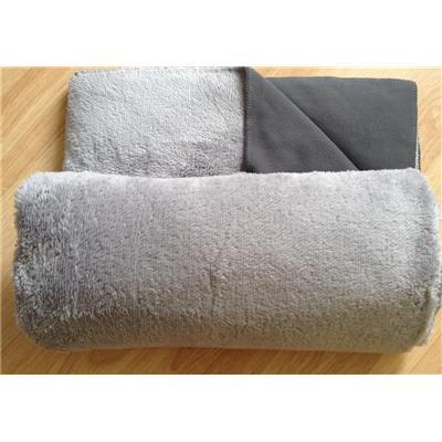 Mền nỉ lông cừu 2 lớp cao cấp siêu ấm áp