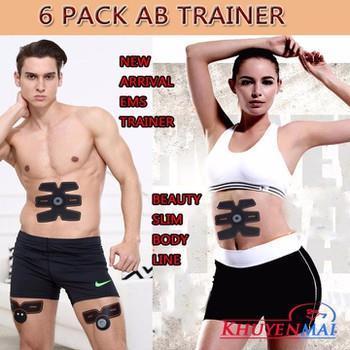 Thiết bị hỗ trợ tập cơ bụng 6 múi Beauty body