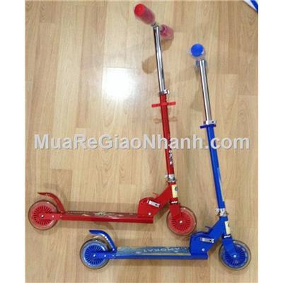 Xe trượt cân bằng scooter 2 bánh cho bé lớn từ 5 tuổi