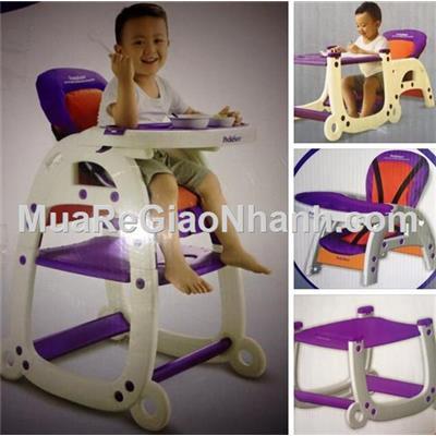 Bộ ghế và bàn đa năng tiện ích cho bé yêu