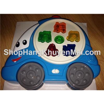 Đàn ô tô Police Car