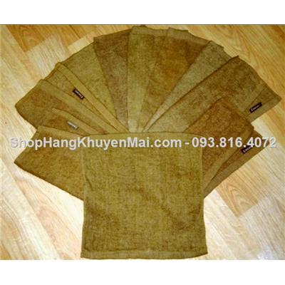 Set 10 khăn lông vuông hàng khôbg emirates