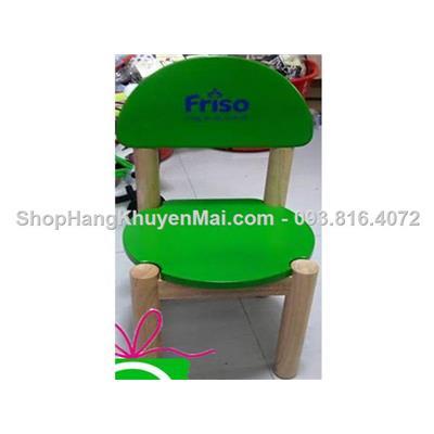 Ghế gỗ thịt lưng tựa Friso