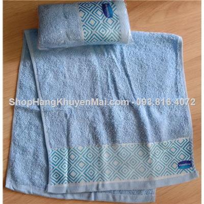 combo 2 Khăn tắm cao cấp Best Comfort với chất liệu 100% cotton mềm mịn