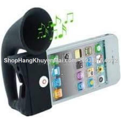 Loa khuếch đại iPhone – Sản phẩm hữu ích cho chiếc iPhone của bạn