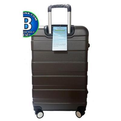 Vali nhựa size lớn 24inch ký gửi hành lý tiện ích cho cả gia đình