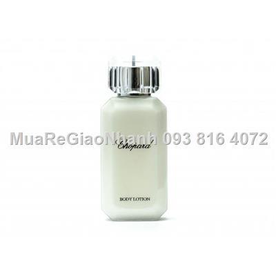 Chai 30ml Body Lotion Chopard giúp dưỡng ẩm giúp làn da mịn màng